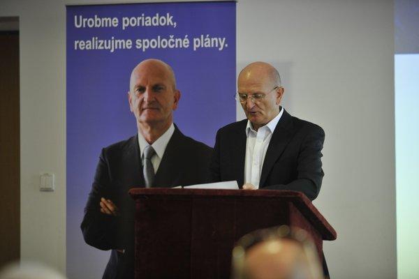 Pavol Molčan.