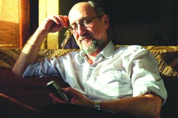 Gustáv Murín, vedec i spisovateľ.