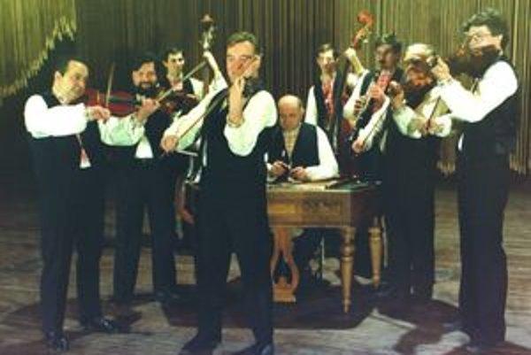 Dušan Tuma. Takto sme ho poznali. Primáš viacerých turčianskych ľudových hudieb.