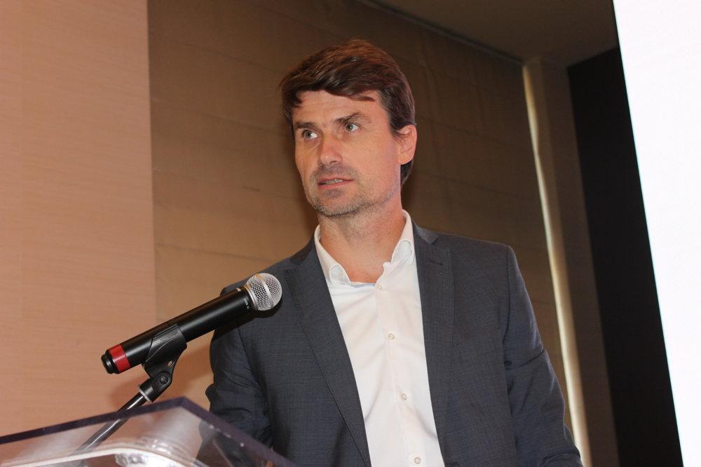 Slova sa ujal Juraj Méry – generálny riaditeľ Sekcie riadenia projektov na Ministerstve dopravy a výstavby SR