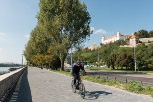 Dunajská promenáda