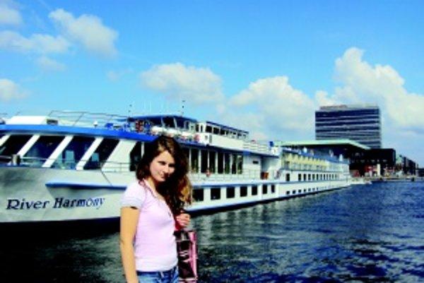 Marika Arvensisová. Tri letá po sebe strávila na lodi.