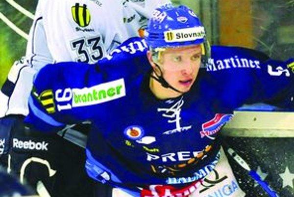 Peter Šišovský má pred sebou sľubnú kariéru.