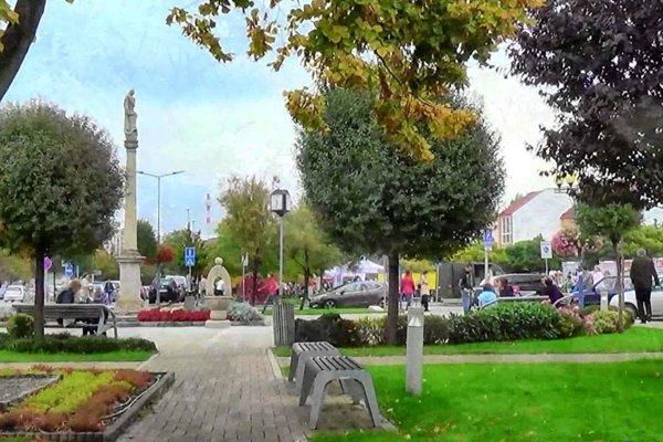 Mesto Senec tiež získalo ocenenia.