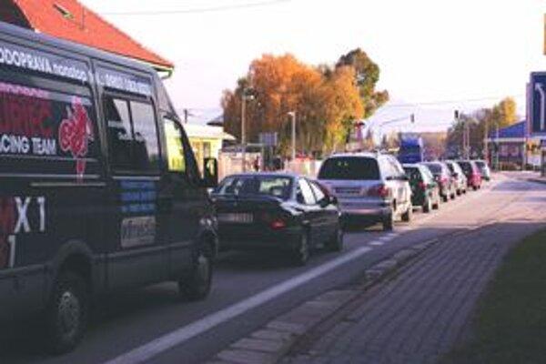 Aj Sučany si po ukončení stavby diaľnice poriadne vydýchnu.