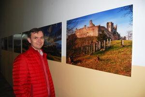 Fotograf Ľuboš Balažovič