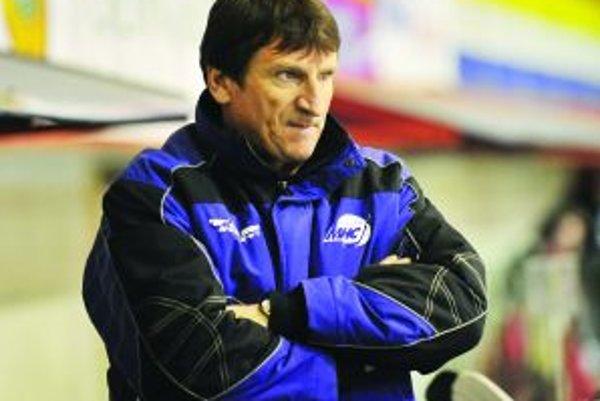 Minimálne rok by mal Ladislav Spišiak trénovať Žilinu.