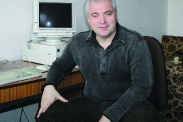 Marián Bumbala, riaditeľ Centra kultúry Martin.