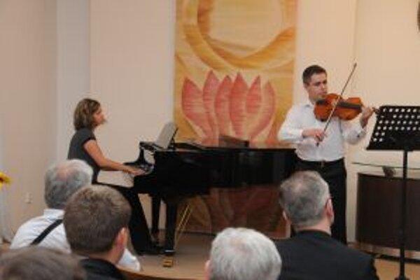 V stredu začína 11. ročníka cyklu komorných koncertov Galéria hudby.
