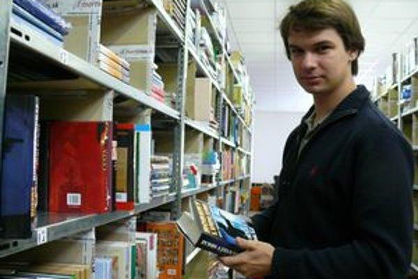 Michal Meško je spolumajiteľom najväčšieho internetového kníhkupectva martinus.sk, ktoré spustilo unikátny projekt spoločný román Slovákov.