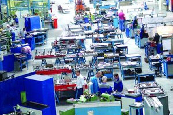 Viena International patrí medzi popredné strojárske firmy.