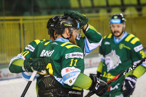 Jozef Balej zaznamenal prvý gól v žilinskom drese. (Ilustračné foto)