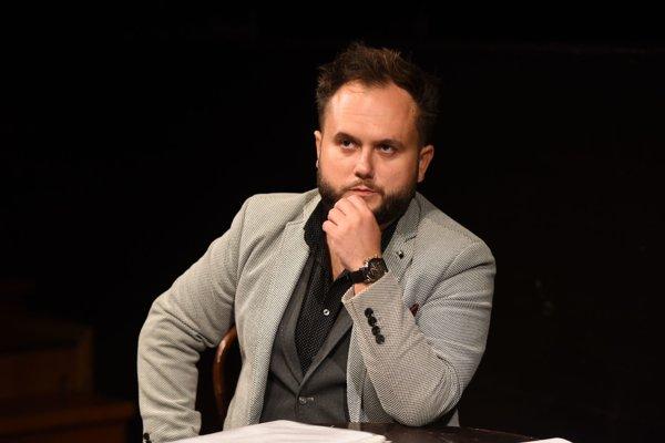 Juraj Bielik je novým umeleckým šéfom divadla.