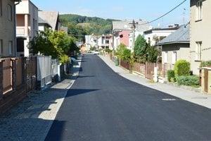 Brezová ulica