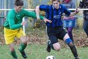 Trebostovčania doma nezvyknú prehrávať, po dlhšom čase ich na hruškách nachytali futbalisti Dubového