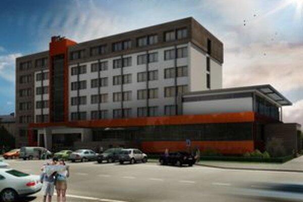 Hotel Turiec po rekonštrukcii a dostavbe už slúži verejnosti.