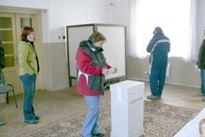 Na voľbách v Socovciach sa zúčastnila aj rodina Gajdošovcov.