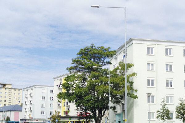 Kvalitnejšie osvetlenie prináša aj vyššiu bezpečnosť na cestách.