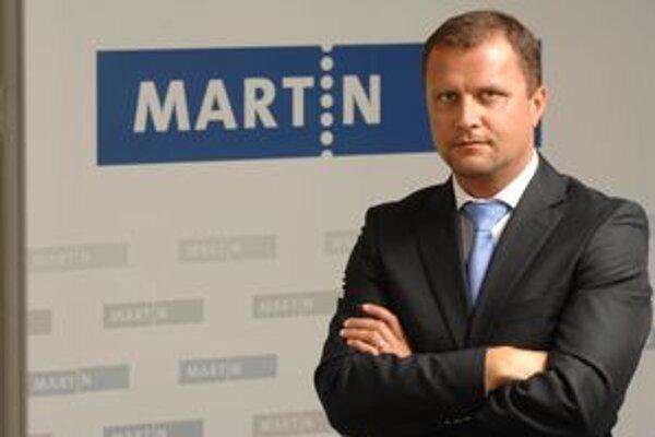 Andrej Hrnčiarprimátor Martina.