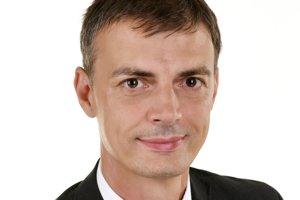 Igor Válek, kandidát na primátora mesta Trnava.
