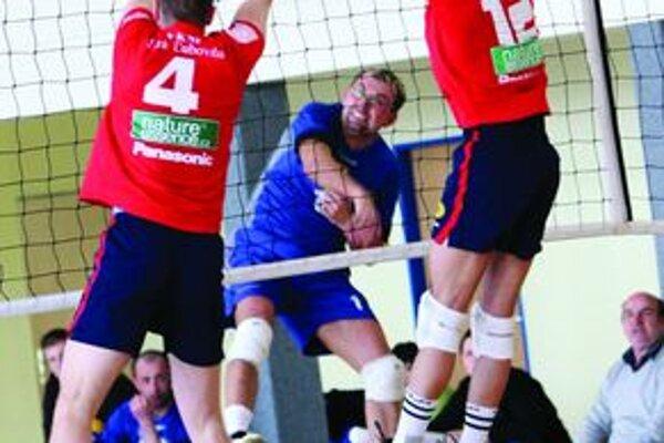 V novej sezóne chcú volejbalisti Neografie útočiť na vyššie pozície.