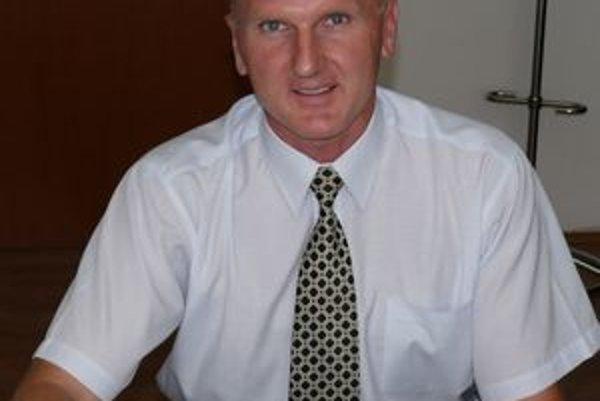 Peter Fízel - z martinského okresného zástupcu sa stal krajský šéf policajtov.
