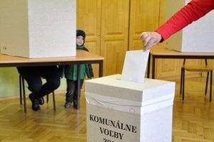 Komunálne voľby