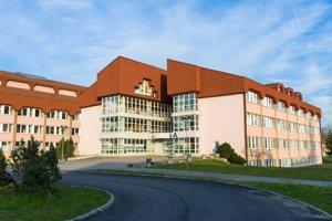 Nemocnica v Rimavskej Sobote.