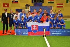 Slovenská reprezentácia do 21 rokov v malom futbale.