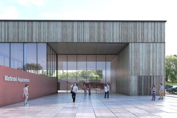 Ako by malo nové aquacentrum vyzerať už vieme, otázkou je, kedy sa začne stavať. Riešiť to už zrejme bude nové vedenie mesta.