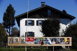 Voľby v Bavorsku vyhrala CSU, stratili však od posledných volieb vyše desať percent hlasov.