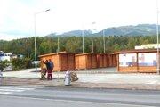 Nová tržnica v Priekope.