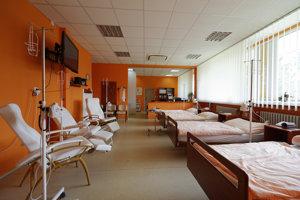 Onkologická ambulancia.