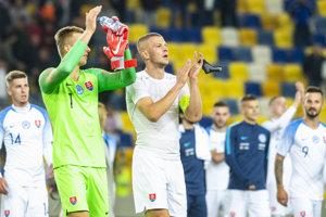 Slovenskí futbalisti do 21 rokov.