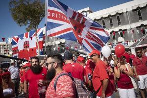 Gibraltárčania sa nechcú vzdať svojej britskej identity.