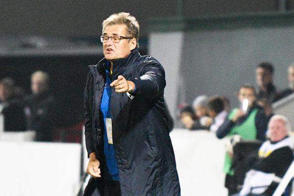 Taktika naordinovaná trénerom Galádom priniesla na pôde Trenčína úspech. Nitra priviezla tri body.
