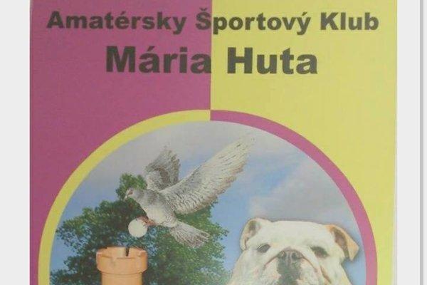 Niekedy prináša život paradoxy. Pri pátraní po správnom názve futbalového klubu z Gelnice narazíte na to, že v stanovách sa oficiálne volá AŠK Maria Huta, ale aj v logu klubu je to Mária Huta...