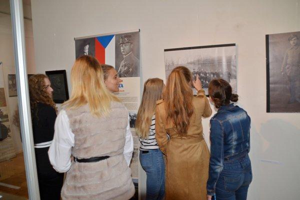 Z výstavy Gemer v období 1. ČSR. FOTO: PP
