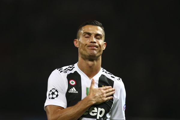 Cristiano Ronaldo sa vrátil do Manchestru. Ako hráč Juventusu.