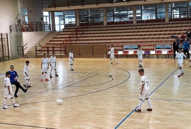 Nitrania si zahrali na halovom futsalovom turnaji.