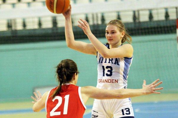 Viktória Fehérová prispela k výhre 17 bodmi.