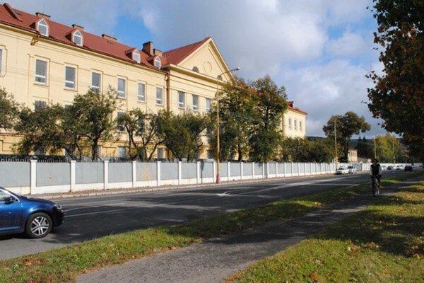 Azylové zariadenie v Humennom.