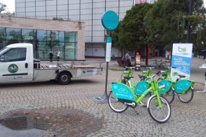 Žilinčania si budú môcť požičať bicykel uý o niekoľko týždňov.