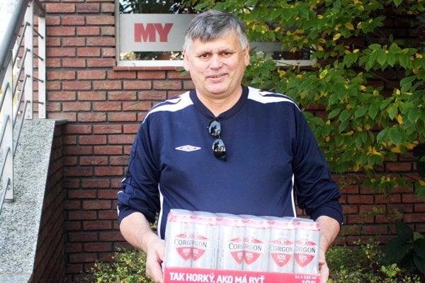 V 12. kole vyhral kartón piva Corgoň Ľudovít Laca z Nitry.