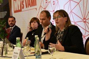 Mária Podlesná, oblastná riaditeľka spoločnosti ENVI-PAK