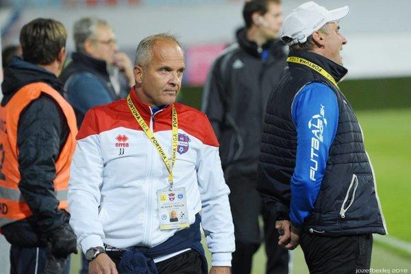Juraj Jarábek pôsobí v FC ViOn už sedem rokov.