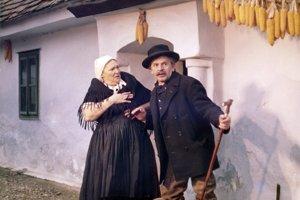 Famózny Jozef Kroner zvečnil Sváka Ragana vo filme v roku 1976.