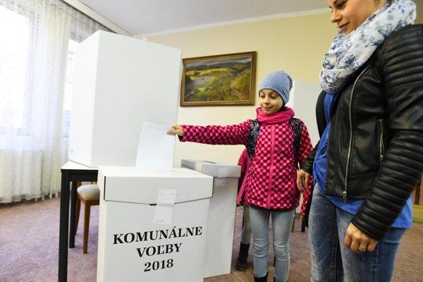 Volička v Starej Turej.