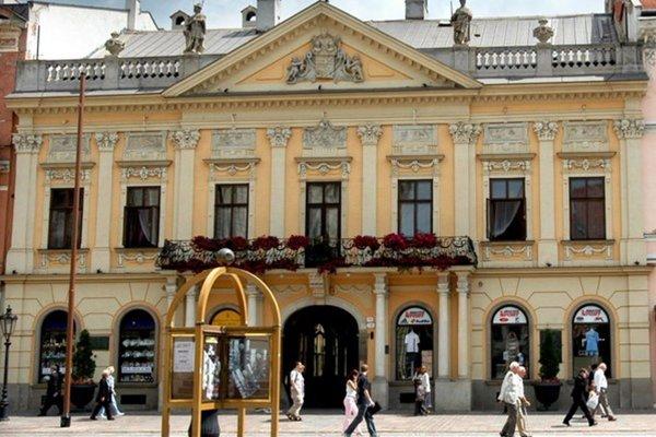V stredu od 17.00 hod. sa v Historickej radnici v Košiciach uskutoční predstavenie pre deti plné balónov.