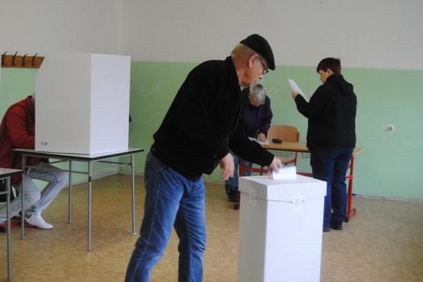 Voľby na Sídlisku 3.